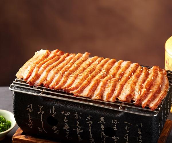 碳烤猪颈肉48元